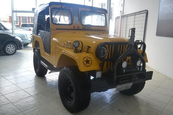 Willys Canhoneiro 2.3 4x4 Mec