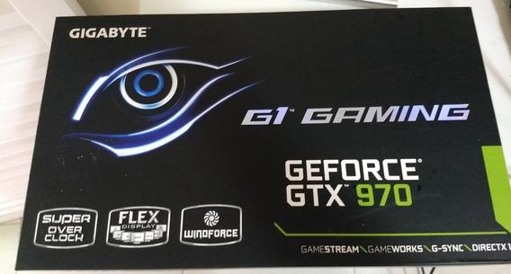 Gtx 970 G1 Gaming Windforce