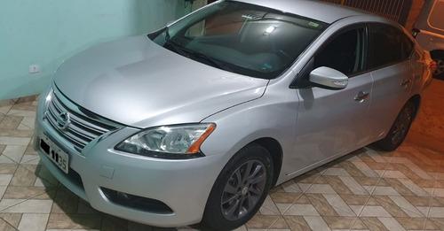 Nissan Sentra Automático 2014