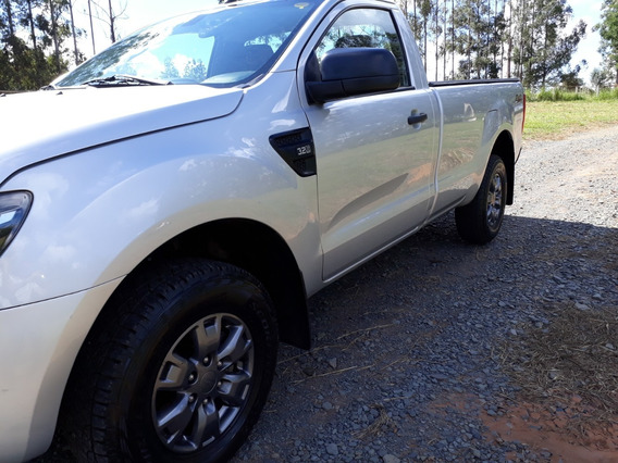 Ford Ranger 3.2 Cabine Simples 2014 4x4