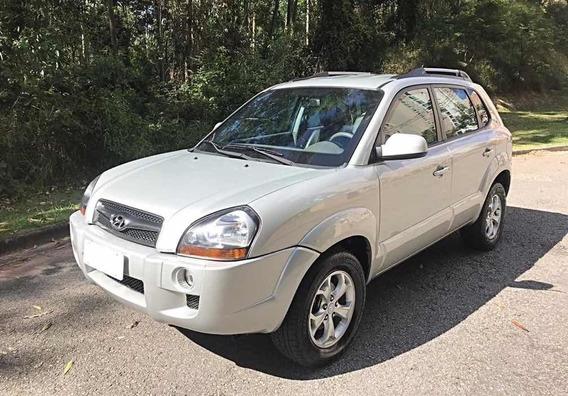 Hyundai Tucson 2.0 Gls Aut 2013 Blindada N3a