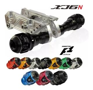 Slider Protetor Motor Procton F1 Yamaha Xj6n Xj6 N 2013-2020