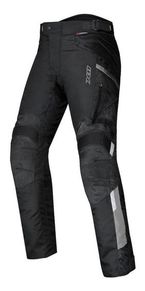 Calça X11 Troy 2 Impermeável Feminina Preteção Motociclista