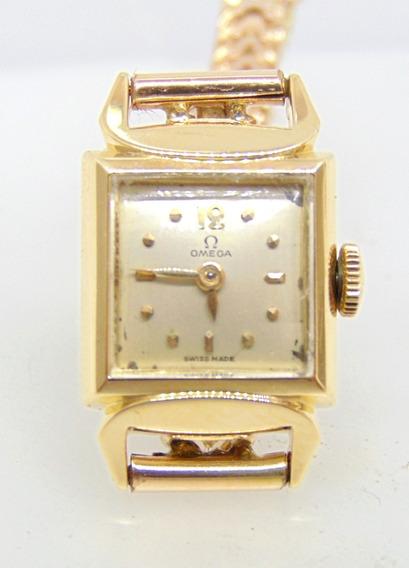 Grife - Relógio Antigo Em Ouro 18 K 750 - Paris Joias