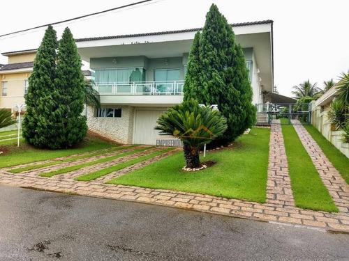 Imagem 1 de 30 de Casa Com 4 Dormitórios À Venda, 380 M² Por R$ 1.390.000,00 - Condomínio Campos De Santo Antônio - Itu/sp - Ca1275
