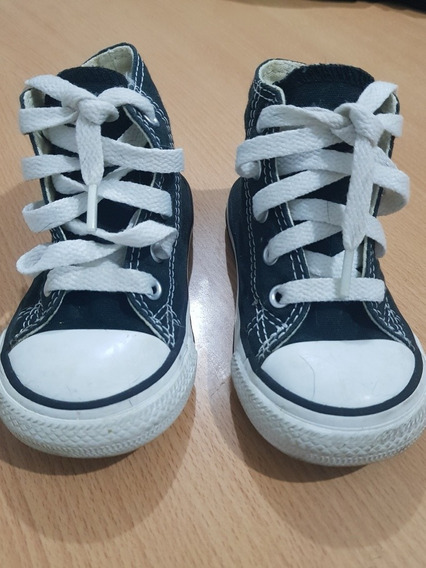 Zapatillas Converse Niño Talle 22