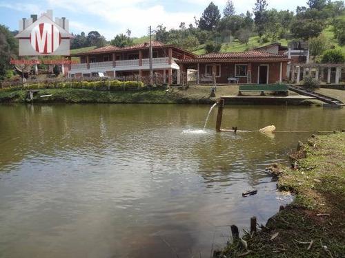Chácara Rural À Venda, Tuiuti, Tuiuti. - Ch0212