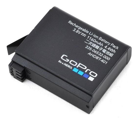 Bateria Original Para Gopro Hero 4 1160mah Ahdbt-401 Go Pro