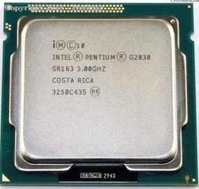 Processador Intel Pentium Dual Core G2030 3.0 Ghz Oem