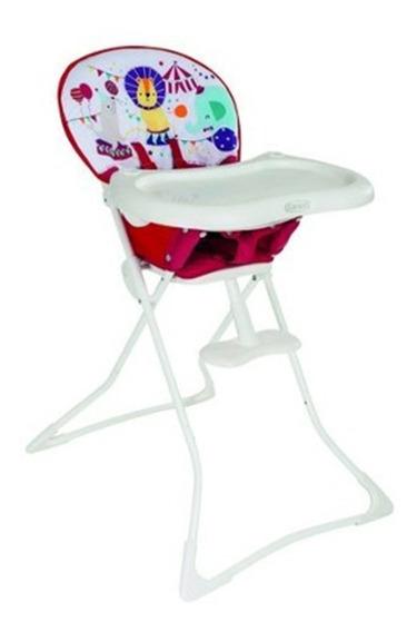 Silla De Comer Bebés Tea Time Circus Graco Babymovil