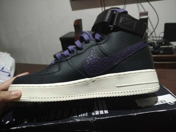 Air Force 1 High Lv 07 Purple Croc