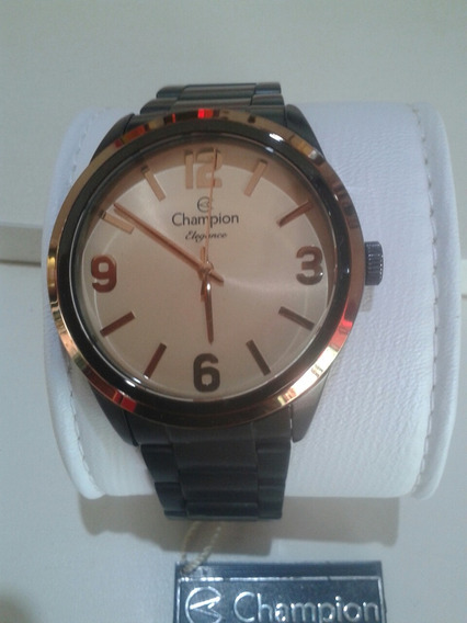 Relógio Champion Original.com Estojo E Certificado