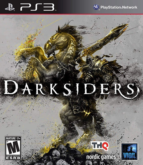 Darksiders Ps3 Psn Digital Original