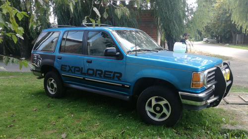 Ford Explorer 4.0 Xlt 4x4 Limited Permuto