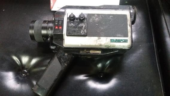 Câmera Filmadora Jvc Mod. Gx-88u ( Japonesa - Dos Anos 1980)