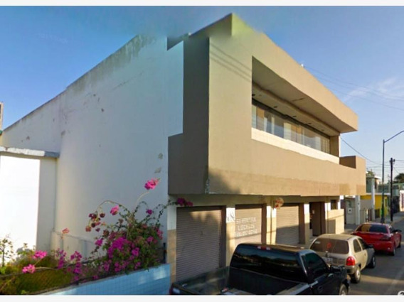 Renta De Edificio En Tampico Col. Primavera Av. Cuahutémoc