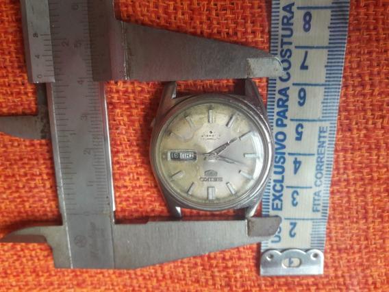 Relógio Seiko 6119 Automátic Não Funciona Leia Descrição