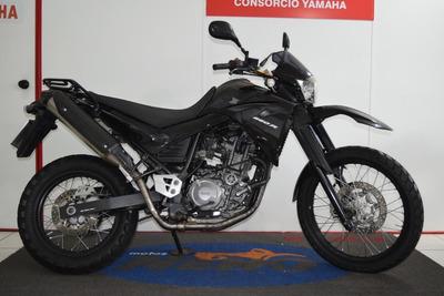 Yamaha Xt 660 R Preta