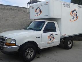 Ford Ranger Xlt Cabina Regular Lwb Mt 1999