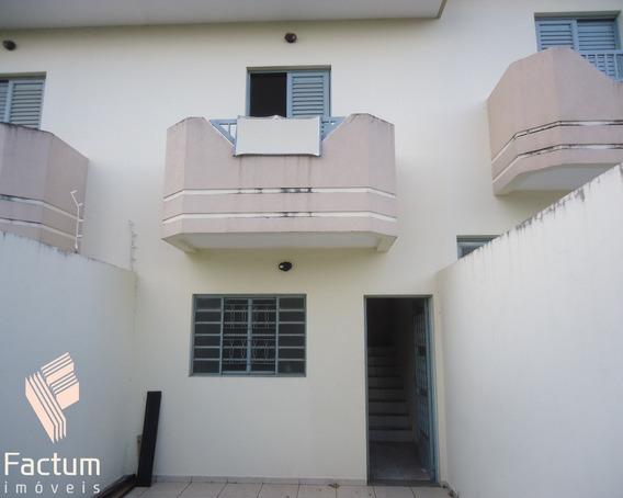 Casa Para Locação Campo Limpo, Americana - Ca00102 - 32318542