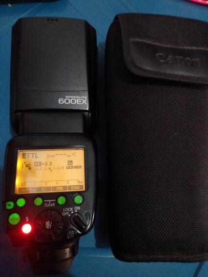 Flash Canon 600ex