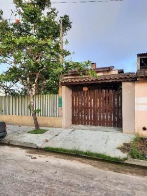 Belíssima Casa No Balneário Tupy - Itanhaém 7249   Sanm