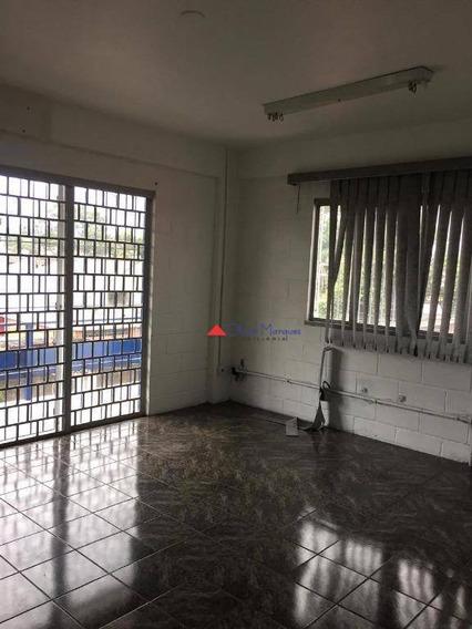 Galpão Para Alugar, 1226 M² Por R$ 13.500,00/mês - Jardim Piratininga - Osasco/sp - Ga0223