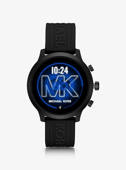 Relógio Michael Kors Mkt5072 Preto - Original
