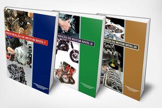 Kit Preparação Motor Motos Nível 1,2 E 3
