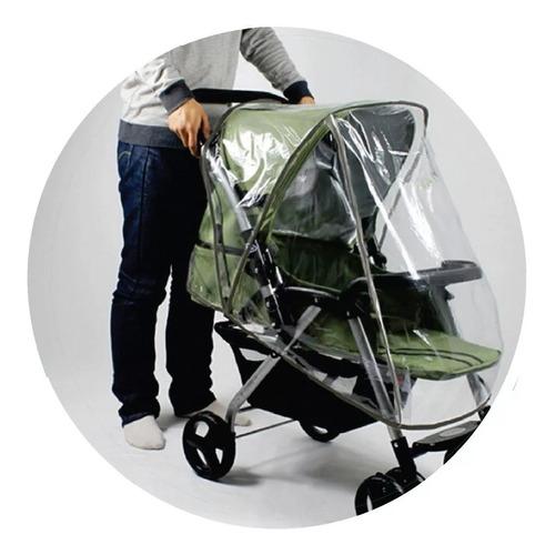 Capa De Chuva Para Carrinho De Bebê - Clingo C2107