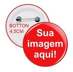 ae51c493e Base Para Broche Ou Botton - Pins e Bótons em Coleções no Mercado ...