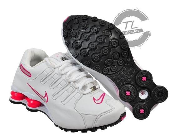 Tênis Feminino Nike Sxhox Nz Eu Prm Couro Original Vietnan