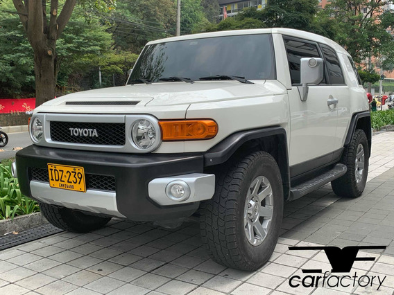 Toyota Fj Cruiser Fj Cruiser