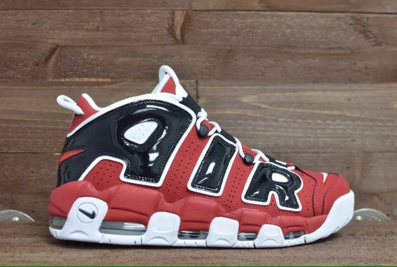 N*ke Air More Uptempo 96 Bulls Scottie Pippen Originales