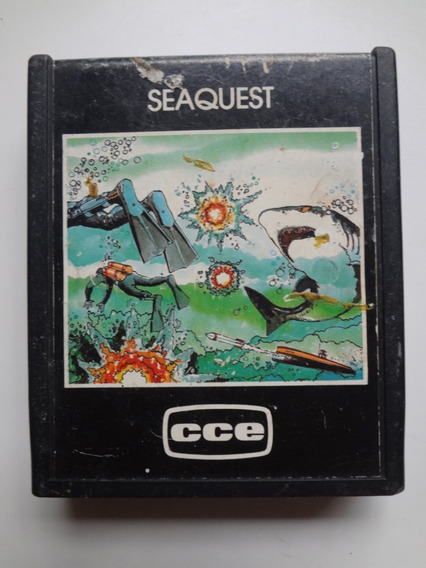 Fita Video Game Atari Seaquest C- 815