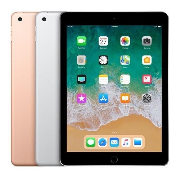iPad New 128 Gb 2018 Geração 6 Novo Garantia 1 Ano Apple