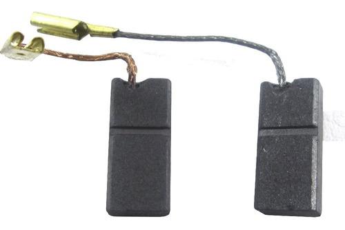 Carbones Originales Para Amoladora Bosch Gws 6-115 Gws 7-115