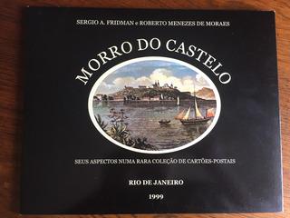 Morro Do Castelo Rio Antigo Cartao Postal Colecao