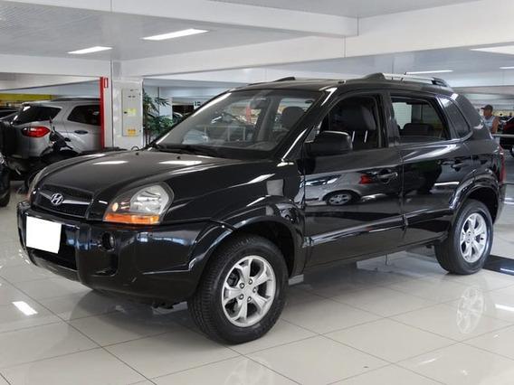 Hyundai Tucson 2.0 Mpfi Gl 16v 142cv 2wd Gasolina 4p Aut.