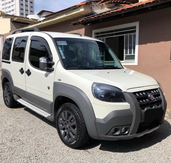 Fiat Doblo 1.8 16v Adventure Flex 5p