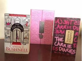 Box De Livros Candace Bushnell