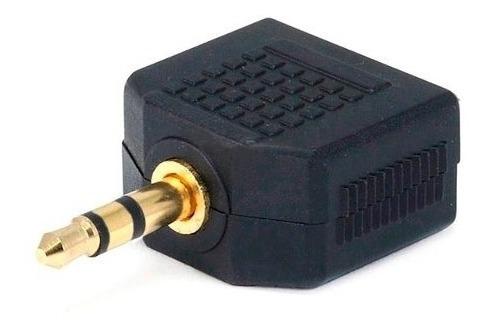 5 Unidades Conector Monoprice P2-p2 Stereo Áudio Splitter