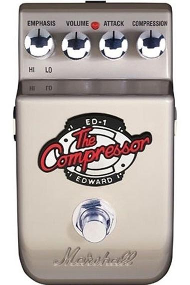 Pegal Para Guitarra Marshall Ed-1 Compressor
