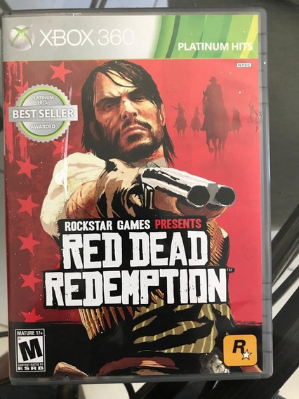 X-box 360 Red Dead Redemption