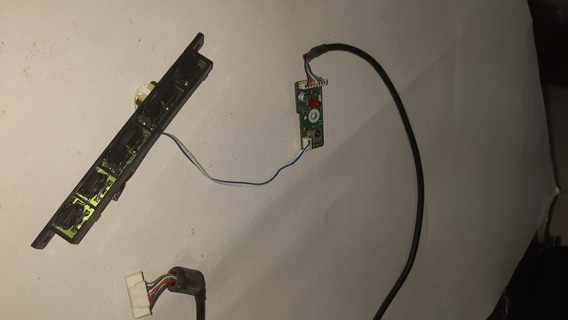Teclado + Sensor Ir Lcd Samsung Ln40b530p2m Bn41-00989a