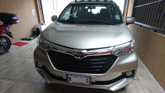 Toyota Avanza Gl 1.5 Excelente Estado