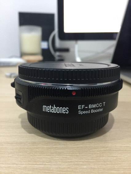 Metabones Ef To Bmcc T Speedbooster