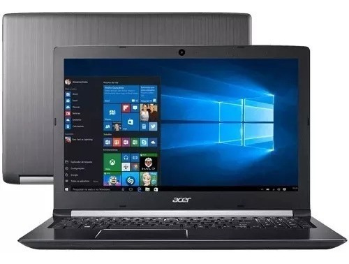 Notebook Acer A515-51g-72db Core I7 8gb (940mx) 1tb Hd