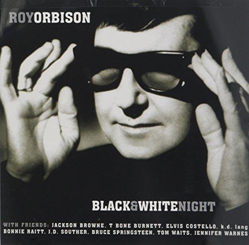 Cd : Roy Orbison - Black & White Night (cd)
