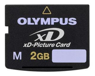 Memoria Xd 2gb Olympus Original Blister E7040